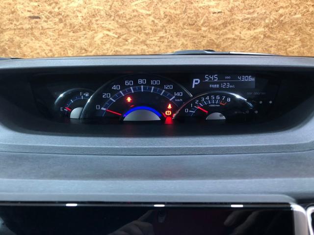 カスタムRS スマートセレクションSA 両側電動スライドドア 社外ナビ フルセグTV Bカメラ Pスタート スマートキー エンジンスターター(18枚目)