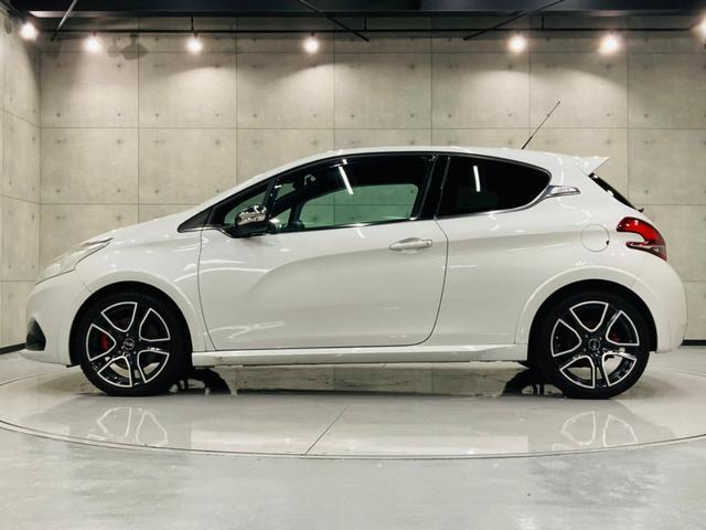 GTi アクティビティブレーキ・OZ17アルミホイール・ETC付き・ハーフレザーシート・6速MT(16枚目)