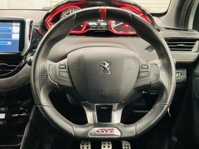 GTi アクティビティブレーキ・OZ17アルミホイール・ETC付き・ハーフレザーシート・6速MT(25枚目)