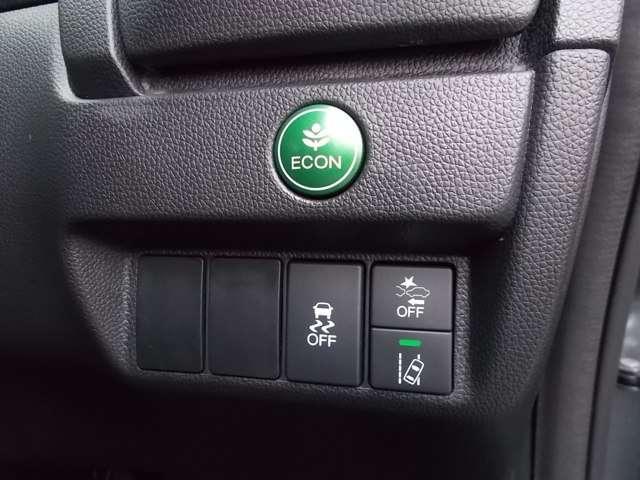 13G・L ホンダセンシング 2年保証付 デモカー 衝突被害軽減ブレーキ クルーズコントロール ドラレコ メモリーナビ Bカメラ フルセグTV サイド&カーテンエアバッグ LED ETC スマートキー ワンオーナー車(10枚目)