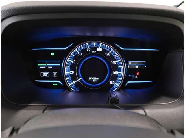 ハイブリッドアブソルート・ホンダセンシングEXパック 認定中古車 衝突被害軽減ブレーキ クルーズコントロール ドラレコ メモリーナビ Bカメラ フルセグTV 両側電動スライドドア 後席モニター 純正AW LED ETC スマートキー ワンオーナー車(8枚目)
