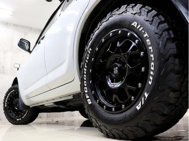 G BRERAオリジナルカスタム 新品アルミ&新品BFグッドリッチホワイトレタータイヤ ルーフラック インナーブラックヘッドライト クラシックトヨタグリル ナビ スマートキー ETC(10枚目)