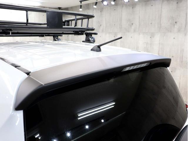 G BRERAオリジナルカスタム 新品アルミ&新品BFグッドリッチホワイトレタータイヤ ルーフラック インナーブラックヘッドライト クラシックトヨタグリル ナビ スマートキー ETC(19枚目)