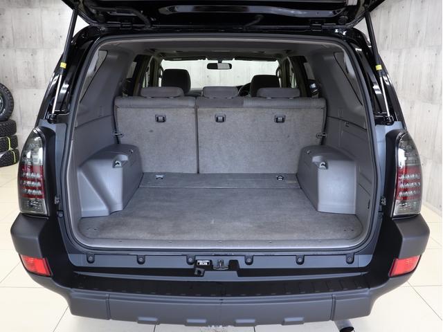 SSR-X サンルーフ 4WD BRERAオリジナルカスタム 新品ホワイトレターオールテレーンタイヤ 新品インナーブラックイカリングライト&LEDテール マットブラック塗り分けペイント HDDナビ ETC(34枚目)