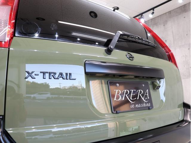 X 4WD BRERAオリジナルカスタム 新品アルミ&新品BFグッドリッチオールテレーンタイヤ インナーブラックヘッドライト マットブラック塗り分けペイント 革シート ナビ ETC バックカメラ キーレス(18枚目)