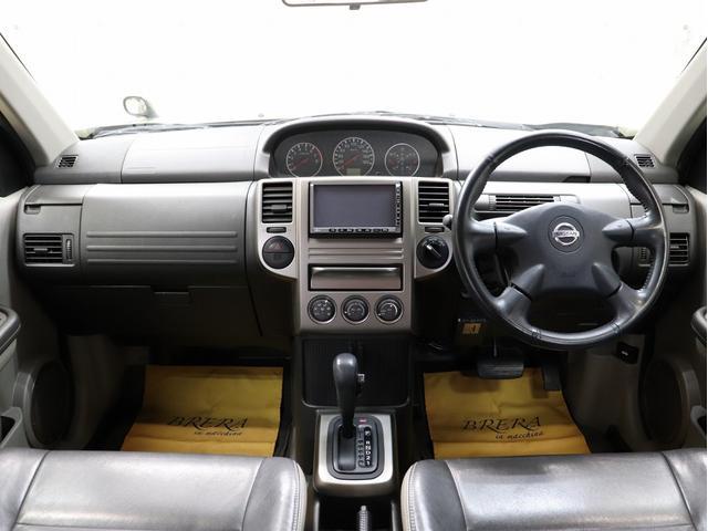 X 4WD BRERAオリジナルカスタム 新品アルミ&新品BFグッドリッチオールテレーンタイヤ インナーブラックヘッドライト マットブラック塗り分けペイント 革シート ナビ ETC バックカメラ キーレス(21枚目)