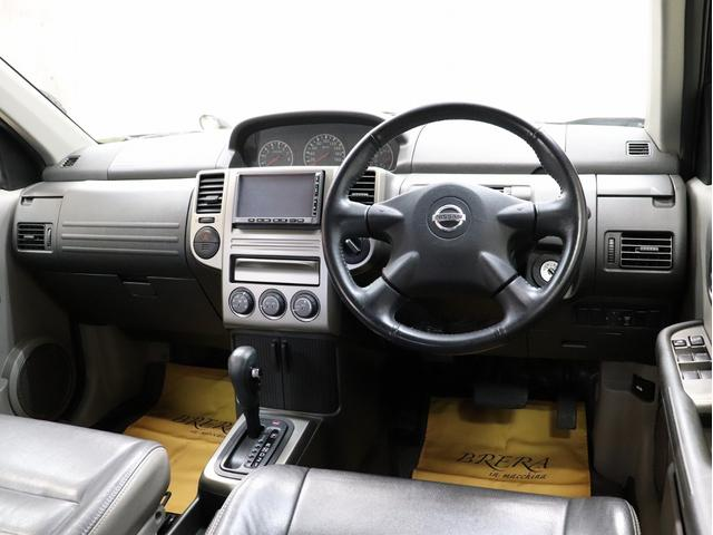 X 4WD BRERAオリジナルカスタム 新品アルミ&新品BFグッドリッチオールテレーンタイヤ インナーブラックヘッドライト マットブラック塗り分けペイント 革シート ナビ ETC バックカメラ キーレス(22枚目)
