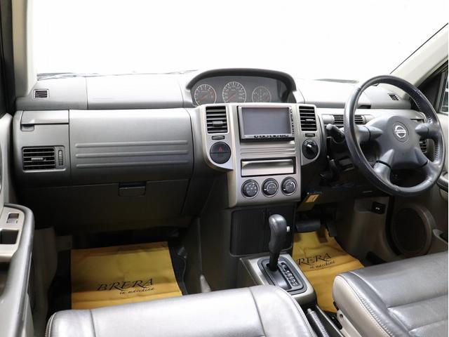 X 4WD BRERAオリジナルカスタム 新品アルミ&新品BFグッドリッチオールテレーンタイヤ インナーブラックヘッドライト マットブラック塗り分けペイント 革シート ナビ ETC バックカメラ キーレス(23枚目)