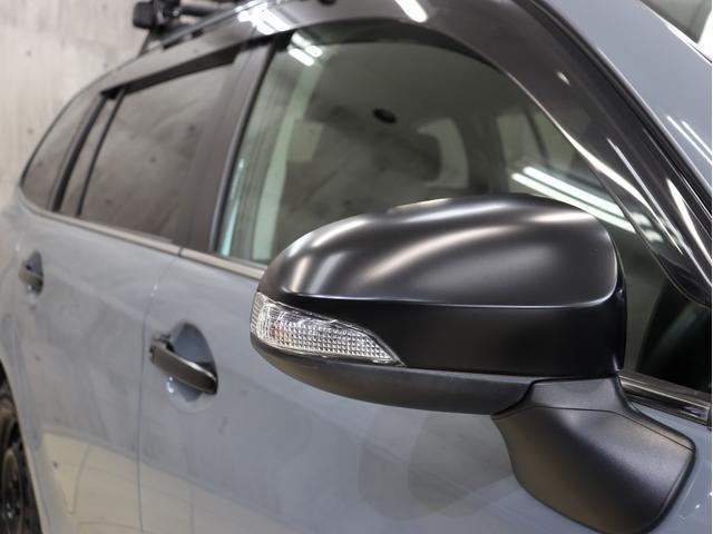 ハイブリッドG 後期型 BRERAオリジナルカスタム リフトアップ 新品オールテレーンタイヤ 新品ルーフラック インナーBKライト テールランプBKアウト マットブラック塗り分けP ナビTVバックカメラETC(17枚目)