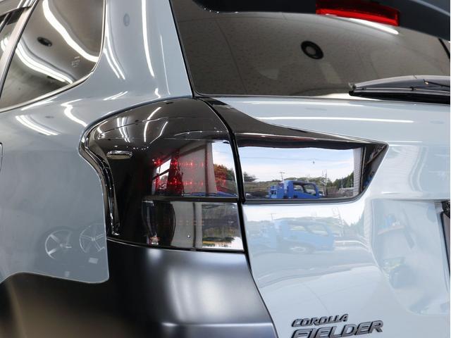 ハイブリッドG 後期型 BRERAオリジナルカスタム リフトアップ 新品オールテレーンタイヤ 新品ルーフラック インナーBKライト テールランプBKアウト マットブラック塗り分けP ナビTVバックカメラETC(18枚目)