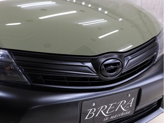 1.5G ワンオーナー BRERAオリジナルカスタム 新品オールテレーンタイヤ 新品ルーフラック インナーBKライト テールBKアウト マットブラック塗り分け SDナビTV BT接続 ETC 走行1万Km台(15枚目)