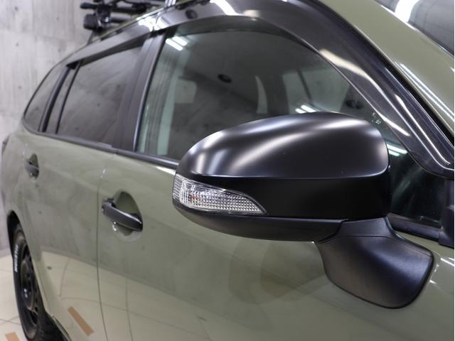 1.5G ワンオーナー BRERAオリジナルカスタム 新品オールテレーンタイヤ 新品ルーフラック インナーBKライト テールBKアウト マットブラック塗り分け SDナビTV BT接続 ETC 走行1万Km台(17枚目)