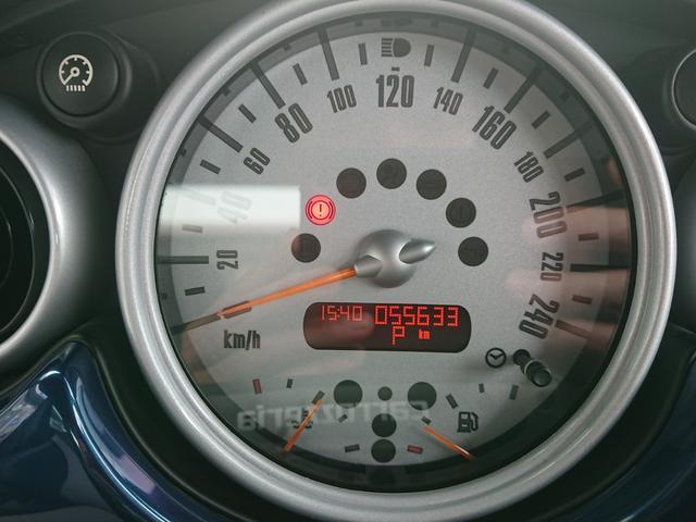 走行距離55,000キロ台!