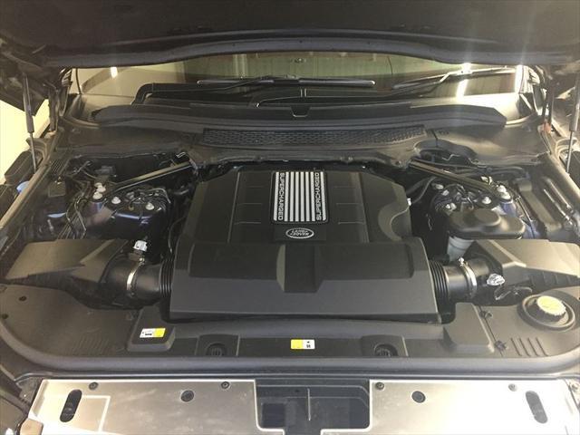 オートバイオグラフィー ロワールブルーエディション 18台限定車 電動サイドステップ ディーラー車 リヤエンターテイメント サンルーフ メリディアンサウンド パワートランク 22インチAW(38枚目)