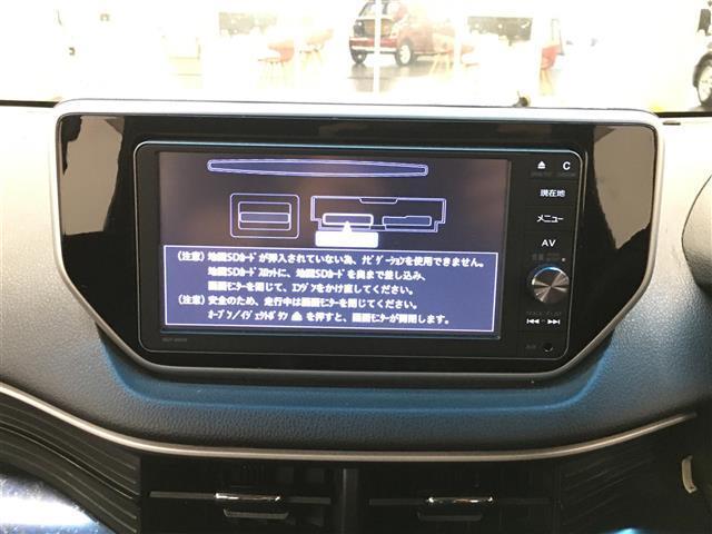 カスタム RS ハイパー 純正SDナビ バックカメラ LEDヘッドライト エコアイドル オートライト フォグランプ ステアリングスイッチ 革巻きステアリング 純正アルミホイール15インチ ETC スマートキー プッシュスタート(4枚目)