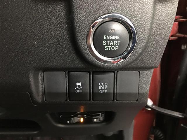 カスタム RS ハイパー 純正SDナビ バックカメラ LEDヘッドライト エコアイドル オートライト フォグランプ ステアリングスイッチ 革巻きステアリング 純正アルミホイール15インチ ETC スマートキー プッシュスタート(6枚目)