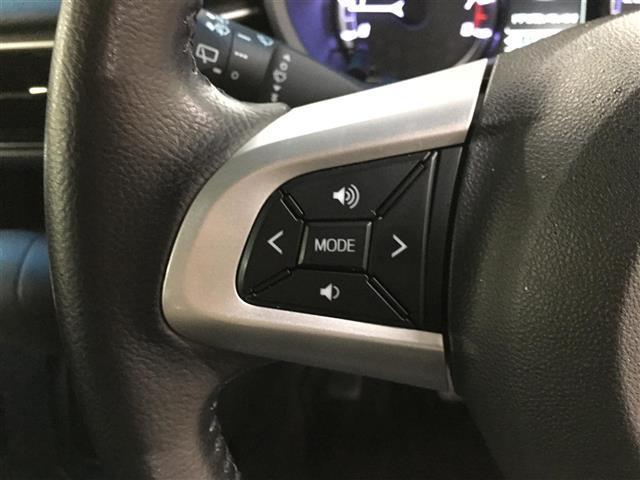 カスタム RS ハイパー 純正SDナビ バックカメラ LEDヘッドライト エコアイドル オートライト フォグランプ ステアリングスイッチ 革巻きステアリング 純正アルミホイール15インチ ETC スマートキー プッシュスタート(9枚目)