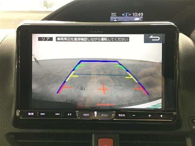 ハイブリッドZS トヨタセーフティセンス 衝突被害軽減ブレーキ 車線逸脱警報システム 車両接近通報装置 社外SDナビ フルセグTV バックカメラ 片側パワースライドドア LEDヘッドライト オートライト(5枚目)