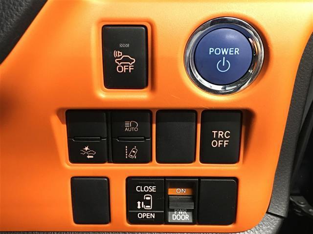 ハイブリッドZS トヨタセーフティセンス 衝突被害軽減ブレーキ 車線逸脱警報システム 車両接近通報装置 社外SDナビ フルセグTV バックカメラ 片側パワースライドドア LEDヘッドライト オートライト(6枚目)