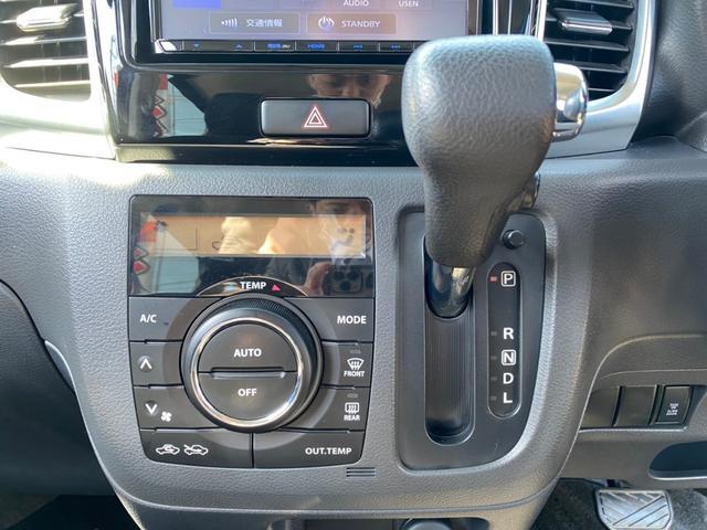 XS 新品ナビ取付け 地デジ CD USB ブルートゥース 自動スライドドア HID エアロ フォグ 純正アルミ アイドリングSTOP スマートキー マット プッシュスタート Rスポ ベンチシート イモビ(23枚目)