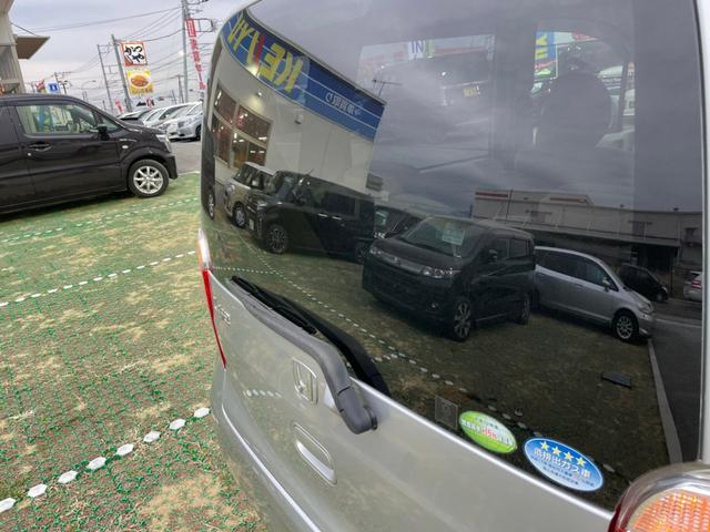 G 後期型 SDナビ バックカメラ CD SD USB ETC プライバシーガラス ヘッドライトレベライザー キーレス ステアリングリモコン マニュアルエアコン アームレスト リアワイパー エアバッグ(28枚目)