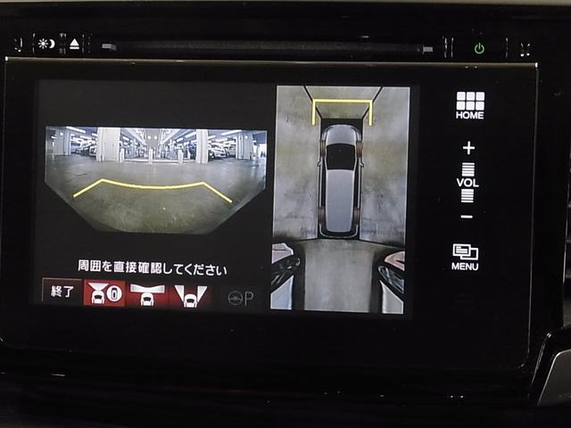 アブソルート アンシンパッケージ マルチビューカメラ 8人乗 衝突軽減システム 全方位カメラ ホンダインターナビ フリップダウンモニター ハーフレザー LEDヘッドライト LEDルームランプ フルエアロ 両側電動スライド  ETC フルセグ CD DVD(30枚目)