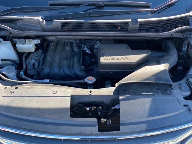 ハイウェイスター Vセレ+セーフティII SHV 後期型 禁煙 8型SDナビ 全方位モニター CD DVD フルセグTV Bluetooth ハンズフリー 両側電動スライドドア 衝突低減ブレーキ アルミホイール Wエアバッグ ETC エアロ(39枚目)