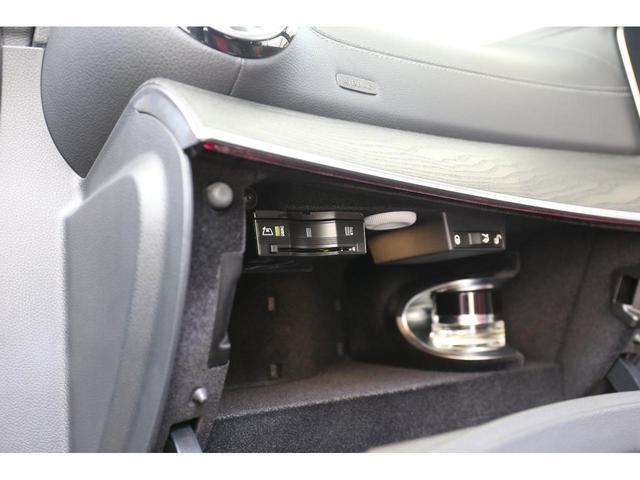 E200 カブリオレ スポーツ レザーパッケージ ワンオーナー 赤内装 純正ナビ フルセグTV 360°カメラ LEDヘッドライト ブルメスタサラウンドシステム 純正19インチアルミホイール ヘッドアップディスプレイ 禁煙車(39枚目)