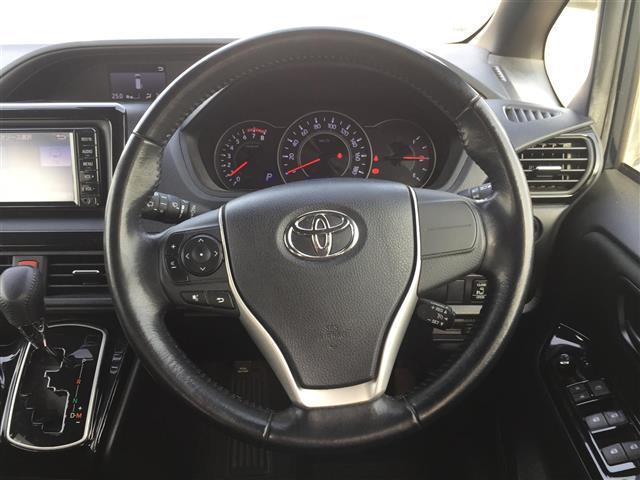 ZS Toyota Safety Sense/純正ナビ/Bカメラ/Bluetooth/片側電動ドア/クルコン/ドラレコ/横滑り防止装置/2列目サンシェード/シートバックテーブル/純正16インチAW/ETC(8枚目)