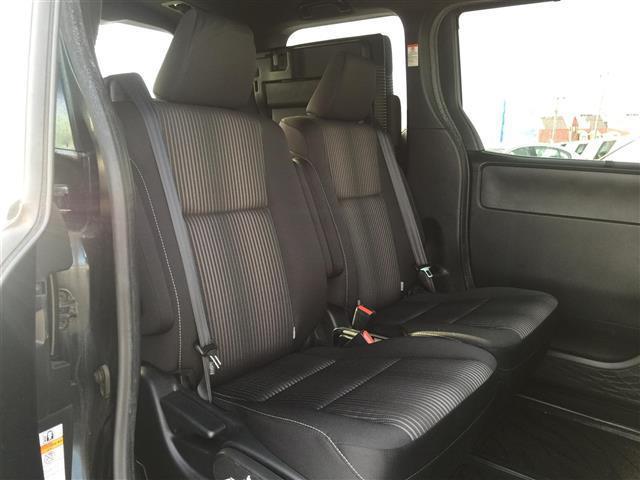 ZS Toyota Safety Sense/純正ナビ/Bカメラ/Bluetooth/片側電動ドア/クルコン/ドラレコ/横滑り防止装置/2列目サンシェード/シートバックテーブル/純正16インチAW/ETC(18枚目)