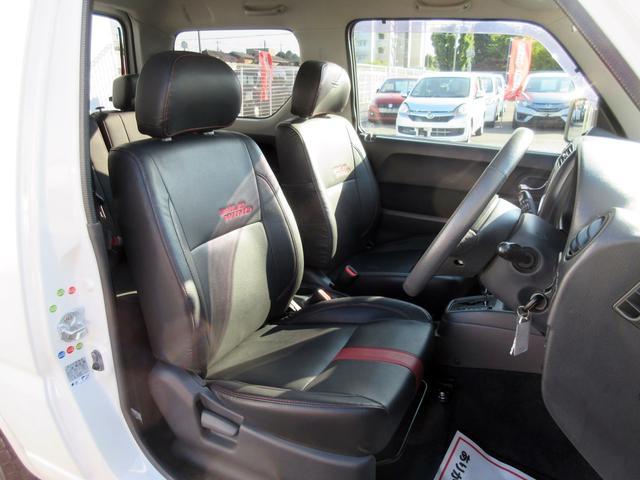 ワイルドウインド ターボ 4WD ナビTV ETC 専用シート キーレス 保証付(32枚目)