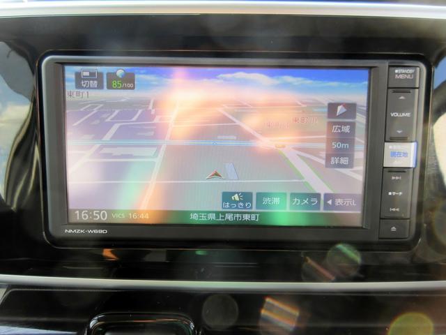 Xブラックアクセントリミテッド SAIII ブレーキサポート 専用内装 ナビ TV Bluetooth対応 全方位カメラ 左右電動スライドドア アイドリングストップ スマートキー 保証付(30枚目)