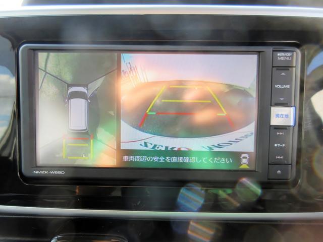 Xブラックアクセントリミテッド SAIII ブレーキサポート 専用内装 ナビ TV Bluetooth対応 全方位カメラ 左右電動スライドドア アイドリングストップ スマートキー 保証付(37枚目)