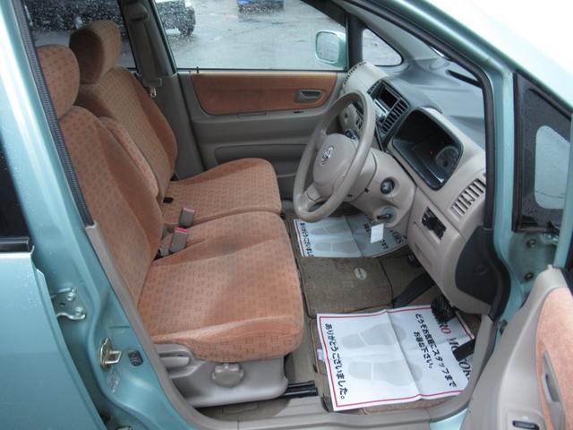 C 修復無 キーレス 電格ミラー CD タイミングチェーン車両 ドアバイザー プライバシーガラス フルフラット アルミ Wエアバック 衝突安全ボディー ABS ベンチシート(17枚目)