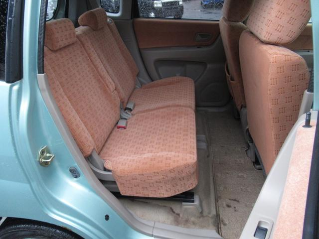 C 修復無 キーレス 電格ミラー CD タイミングチェーン車両 ドアバイザー プライバシーガラス フルフラット アルミ Wエアバック 衝突安全ボディー ABS ベンチシート(18枚目)
