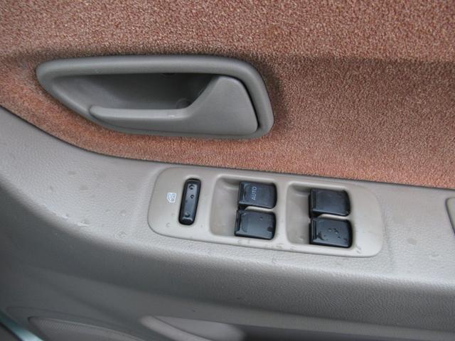 C 修復無 キーレス 電格ミラー CD タイミングチェーン車両 ドアバイザー プライバシーガラス フルフラット アルミ Wエアバック 衝突安全ボディー ABS ベンチシート(32枚目)