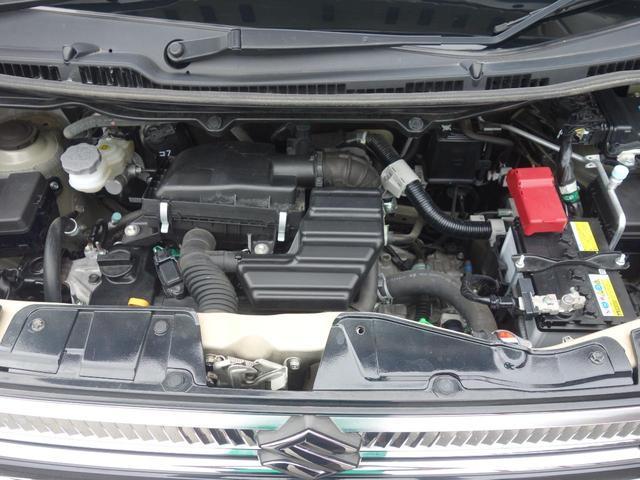 ハイブリッドFZ スマートキー シ-トヒ-タ- LEDヘッドライト オートライト 電動格納ミラー アルミホイール ドアバイザー 保証付(35枚目)