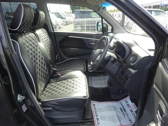 T タ-ボ スマ-トキ- ナビ バックカメラ Bluetooth テレビ AUX ETC アルミ HIDライト エアロ 電格ミラー ベンチシート フルフラット 衝突安全ボディー プライバシーガラス(20枚目)