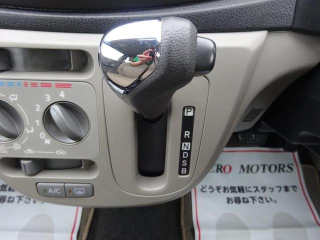 X 修復無 1オ-ナ- キーレス CD AUX 電格ミラー フルフラット アイドリングストップ 盗難防止 保証付(25枚目)