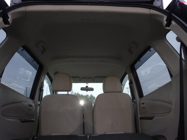 J 修復歴無し ETC キーレス ナビ テレビ CD AUX ベンチシート フルフラット 電格ミラー 衝突安全ボディー Wエアバック ドアバイザー プライバシーガラス アルミ 保証付(30枚目)