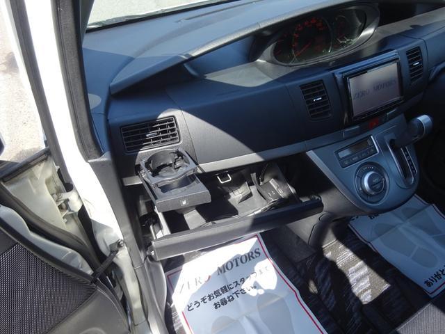 カスタム RS タ-ボ スマ-トキ- ナビ テレビ/フルセグ Bluetooth DVD再生 CD ETC HIDライト ベンチシート フルフラット アルミ エアロ 電格ミラー 衝突安全ボディー Wエアバック ABS(42枚目)
