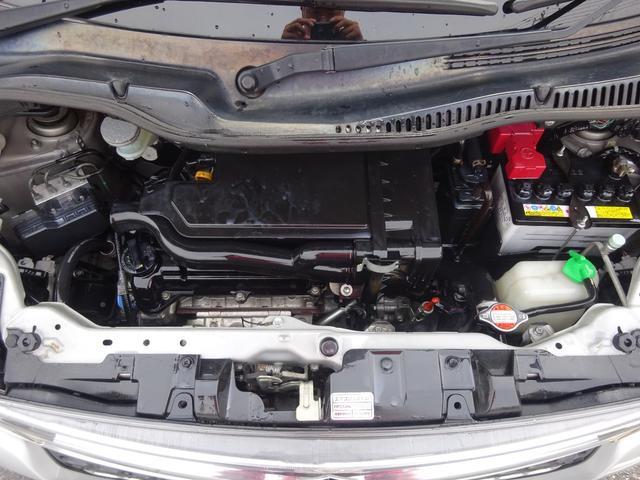 スマートキー 電動スライドドア ETC バックカメラ AUX ベンチシート フルフラット HIDライト フォグライト Wエアバック タイミングチェーン車 オートエアコン アルミ 衝突安全ボディー 保証(37枚目)