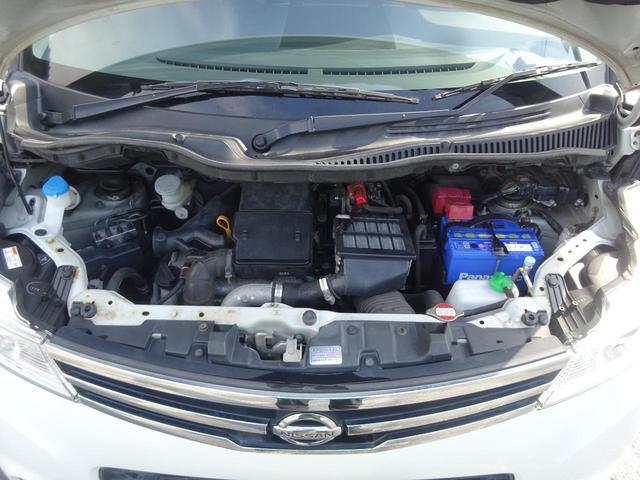 ハイウェイスターターボ 4WD 無修復歴 ナビ Bluetooth接続 テレビ AUX接続 DVD再生 ETC 両側電動スライドドア シートヒーター スマートキー HIDライト アルミホイール 電動格納ミラー 保証付(34枚目)