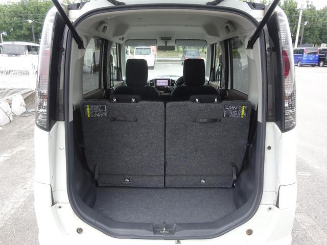 ハイウェイスターターボ 4WD 無修復歴 ナビ Bluetooth接続 テレビ AUX接続 DVD再生 ETC 両側電動スライドドア シートヒーター スマートキー HIDライト アルミホイール 電動格納ミラー 保証付(35枚目)