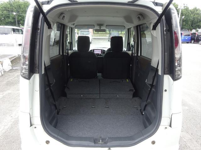 ハイウェイスターターボ 4WD 無修復歴 ナビ Bluetooth接続 テレビ AUX接続 DVD再生 ETC 両側電動スライドドア シートヒーター スマートキー HIDライト アルミホイール 電動格納ミラー 保証付(36枚目)