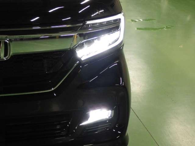 G・Lターボホンダセンシング 4WD ナビ ETC LED ターボ 4WD 1オーナー ホンダセンシング シートヒーター アイドリングストップ ABS DVD キーレス 4WD ETC スマートキー ナビTV ターボ 衝突軽減B メモリーナビ フルセ Bモニタ(7枚目)