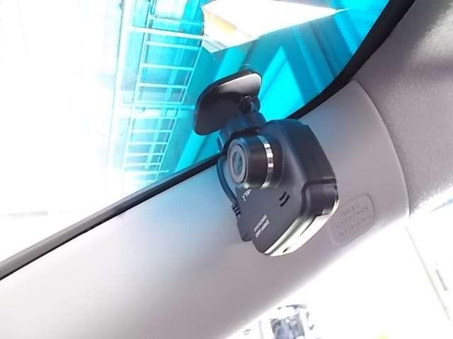 ドライブレコーダー完備!!