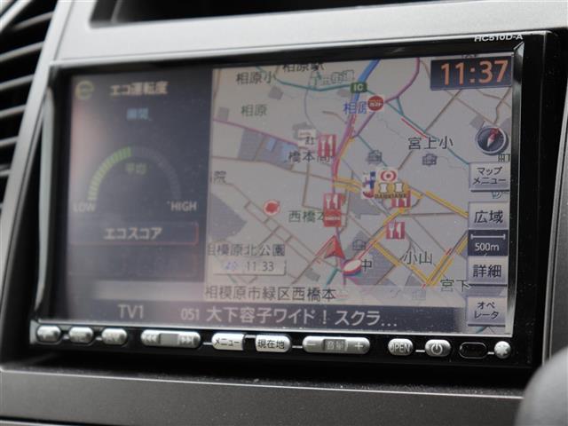 ジョイG 純正HDDナビ Bluetoothオーディオ対応 バックカメラ パワースライドドア(7枚目)