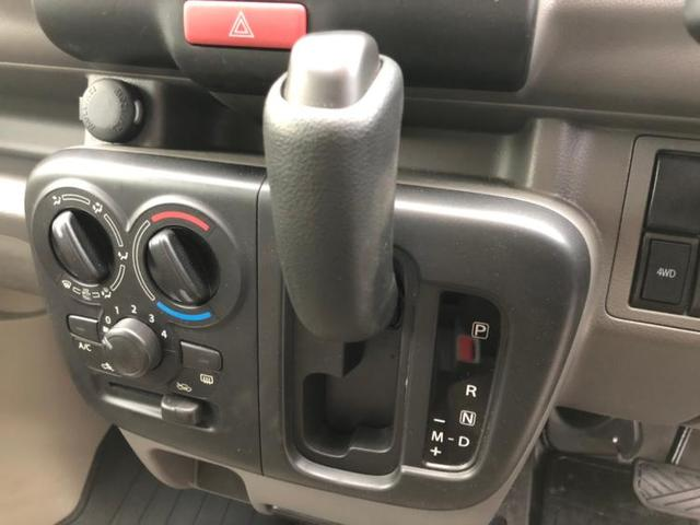 4WD DX キーレス/プライバシーガラス/ハイルーフ/エアバッグ 運転席/エアバッグ 助手席/パワーステアリング/4WD/マニュアルエアコン(11枚目)