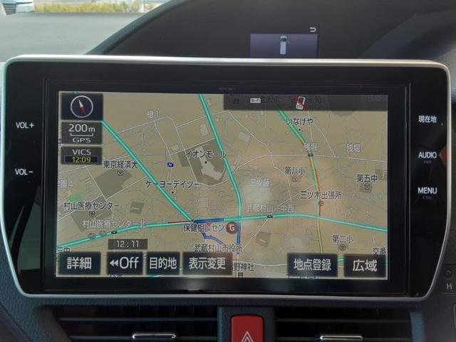 ハイブリッドV 外 10インチ メモリーナビ  両側電動スライドドア Bluetooth接続 ETC クルーズコントロール バックモニター 地上波デジタルチューナー エンジンスタートボタン 横滑り防止装置 修復歴無(11枚目)